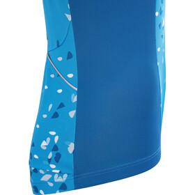 GORE WEAR C3 Petals Kortærmet cykeltrøje Damer blå